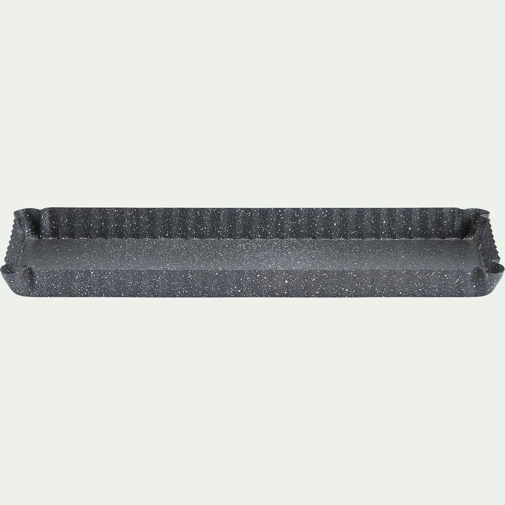 Moule à tarte en acier carbone 36x13cm-OLIZY