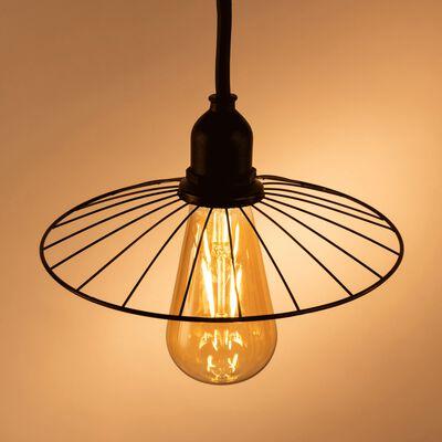 Guirlande lumineuse 10 LED L6m-CHIC NOIR