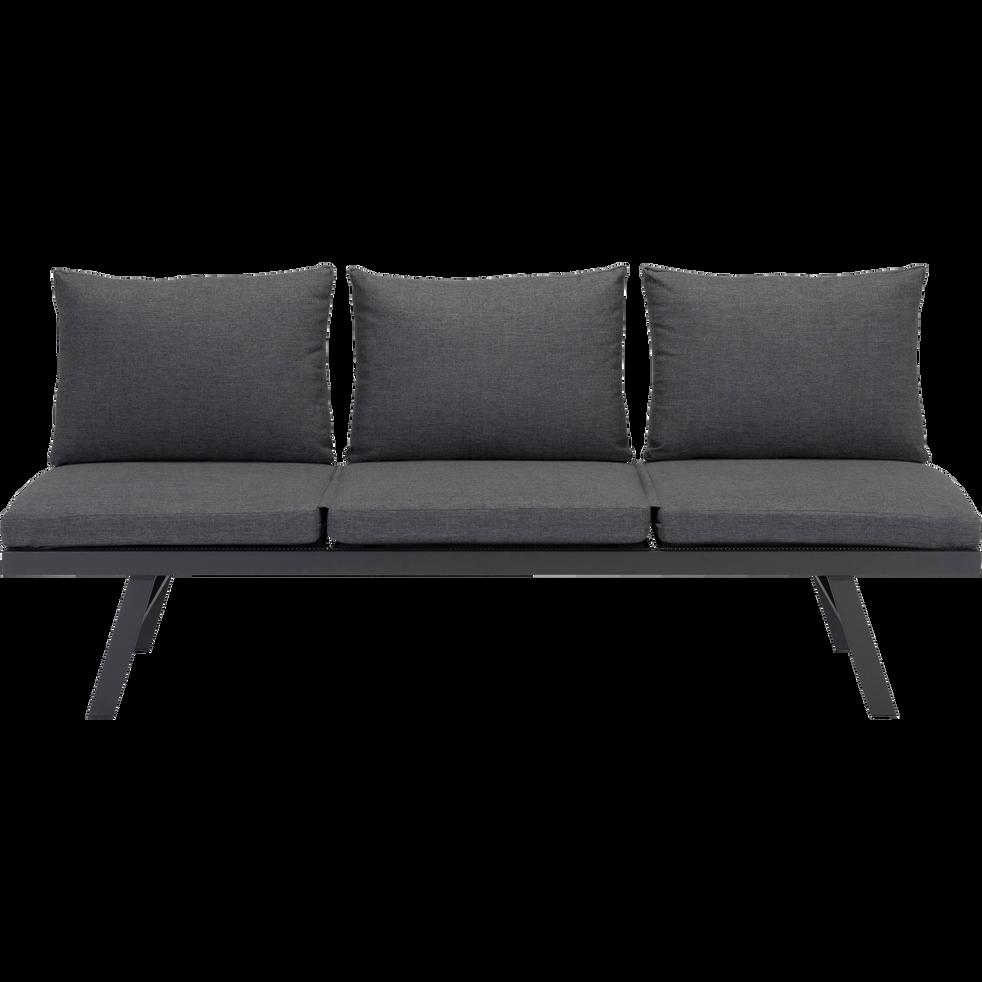 canap de jardin convertible m ridienne gris anthracite olcio canap s de jardin alinea. Black Bedroom Furniture Sets. Home Design Ideas