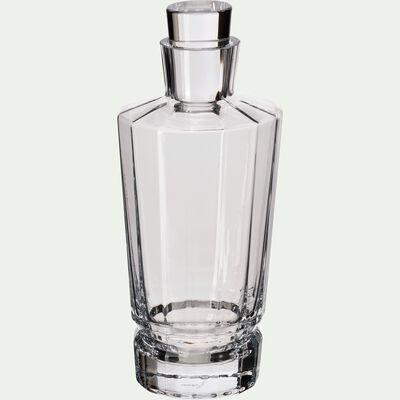Carafe à whisky en cristallin-MACASSAR