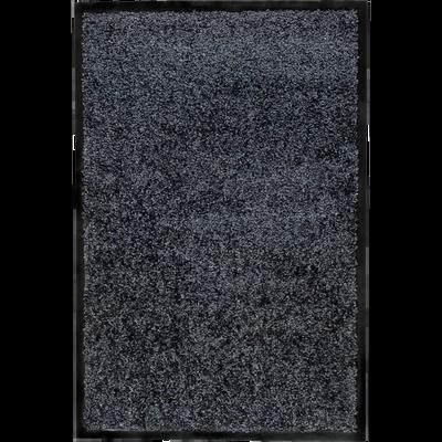 Tapis d'entrée paillasson 40x60cm gris-BEN