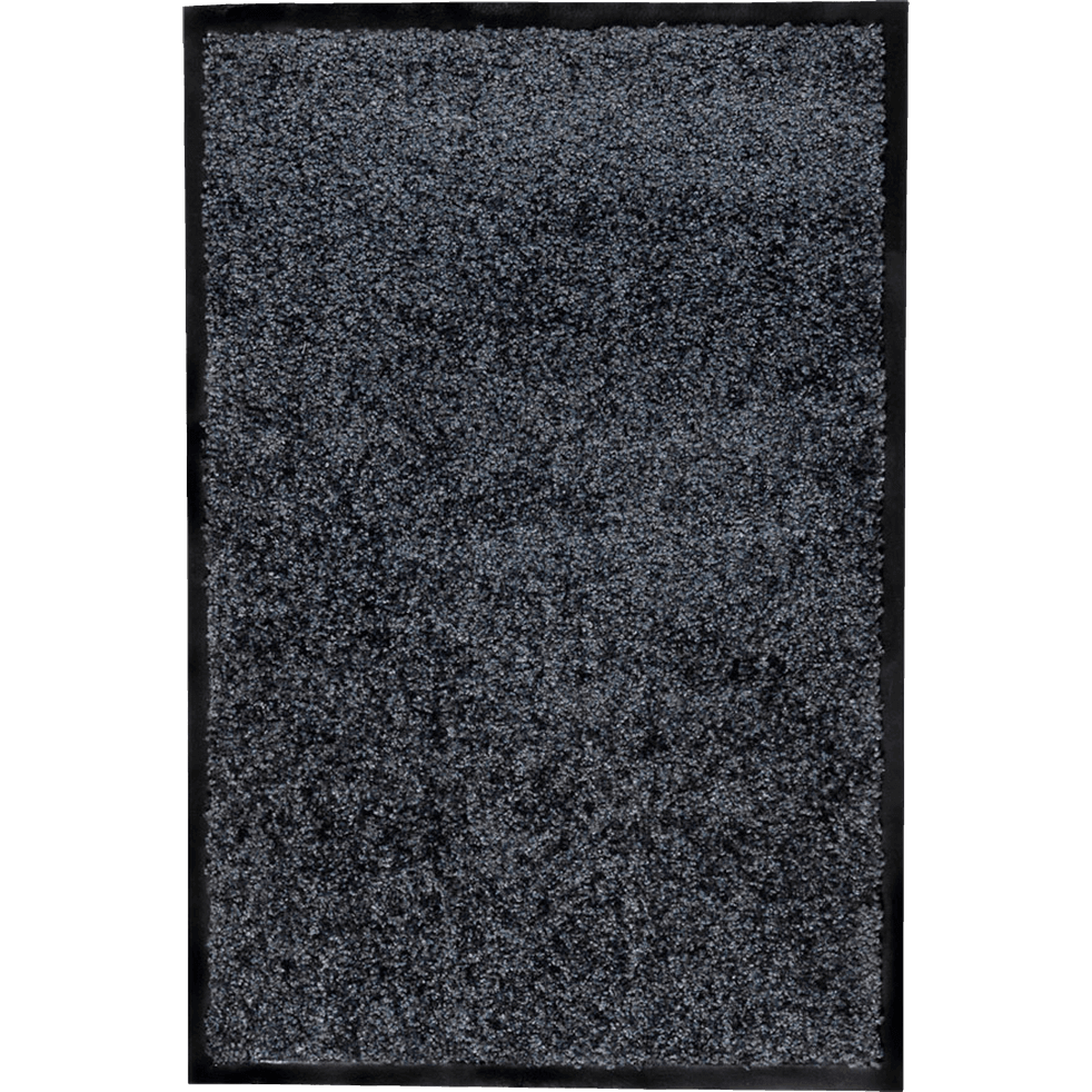 Tapis D Entree Paillasson 40x60cm Gris Ben 40x60 Cm