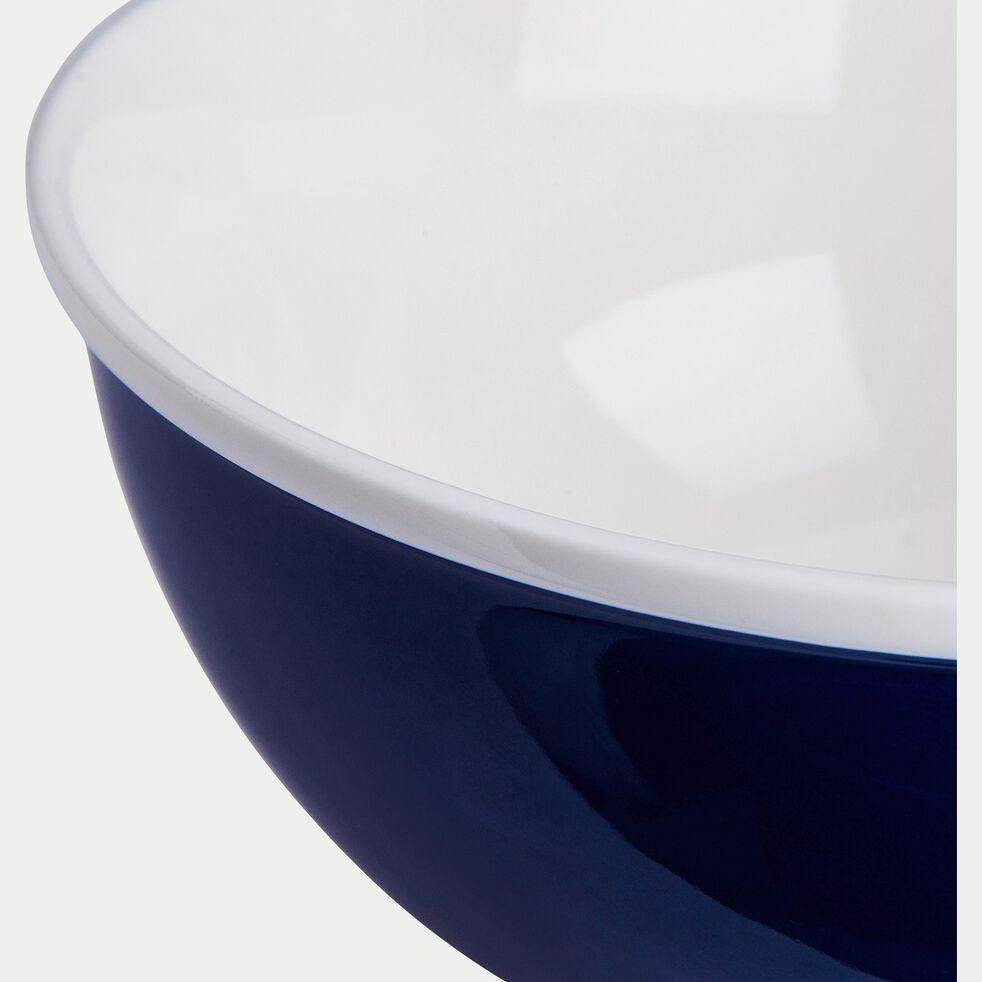 Bol en porcelaine - bleu figuerolles D16cm 75cl-CAFI