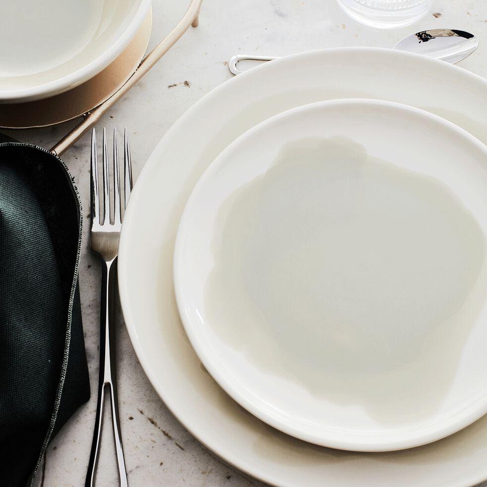 Gamme de vaisselle en faïence vert olivier-SANARY