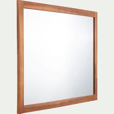 Miroir en acacia - L88xl60 cm-MORGIOU