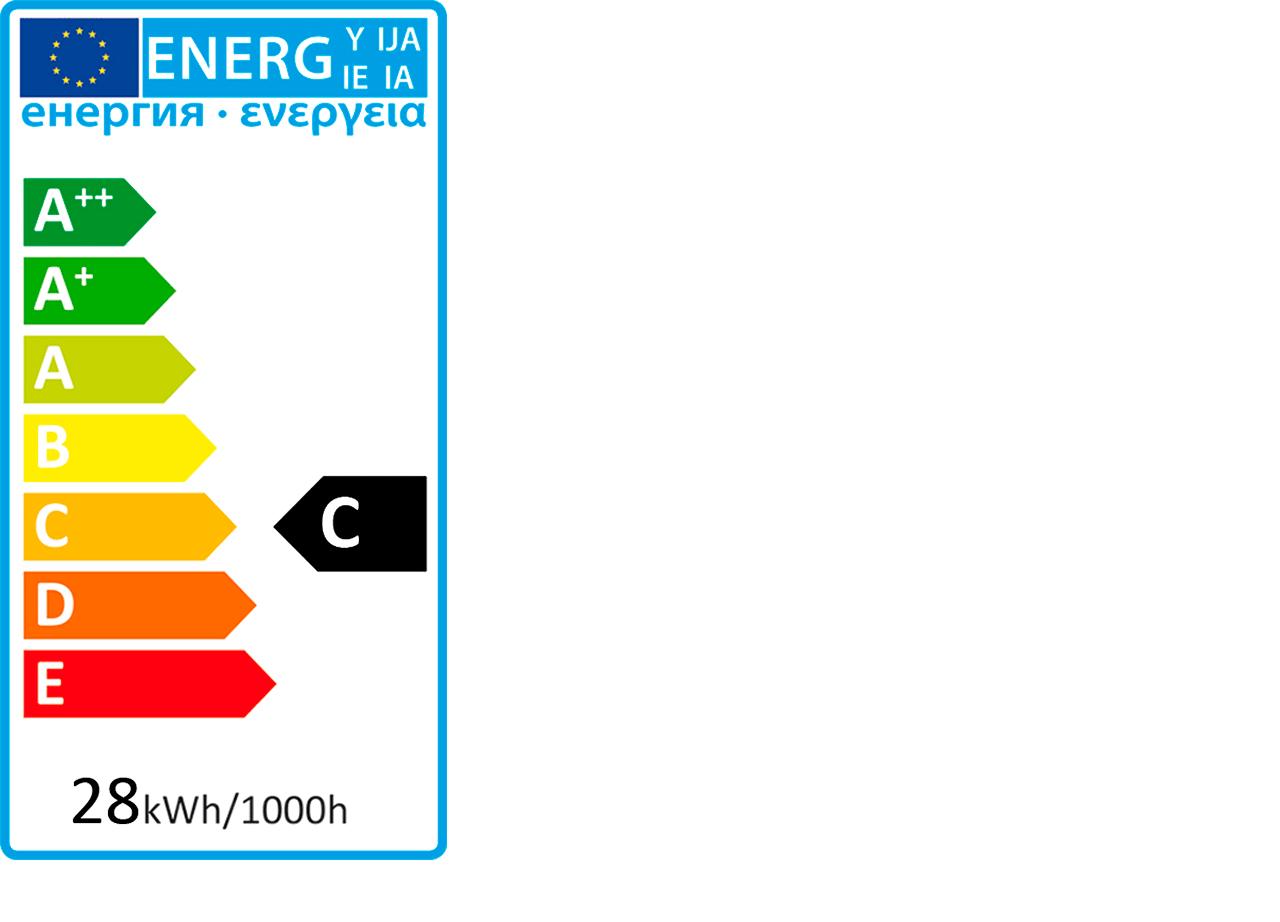 2 ampoules halogènes D4,5cm blanc chaud culot E14-SPHERE