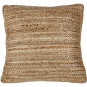 Coussin en jute 45x45cm-RUSH