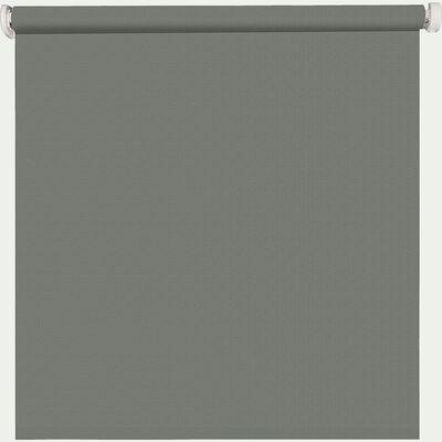 Store enrouleur occultant gris clair 155x190cm-OCCULTANT