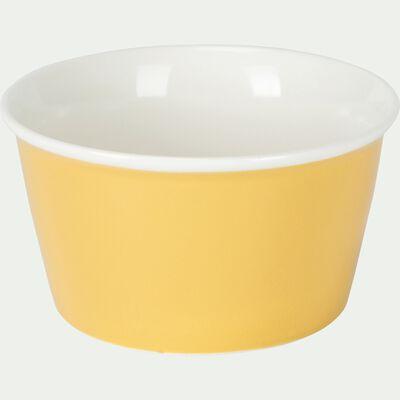 Coupelle en porcelaine beige esterel D12cm-CAFI