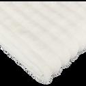 Drap de bain 100x150 cm blanc-LUISA