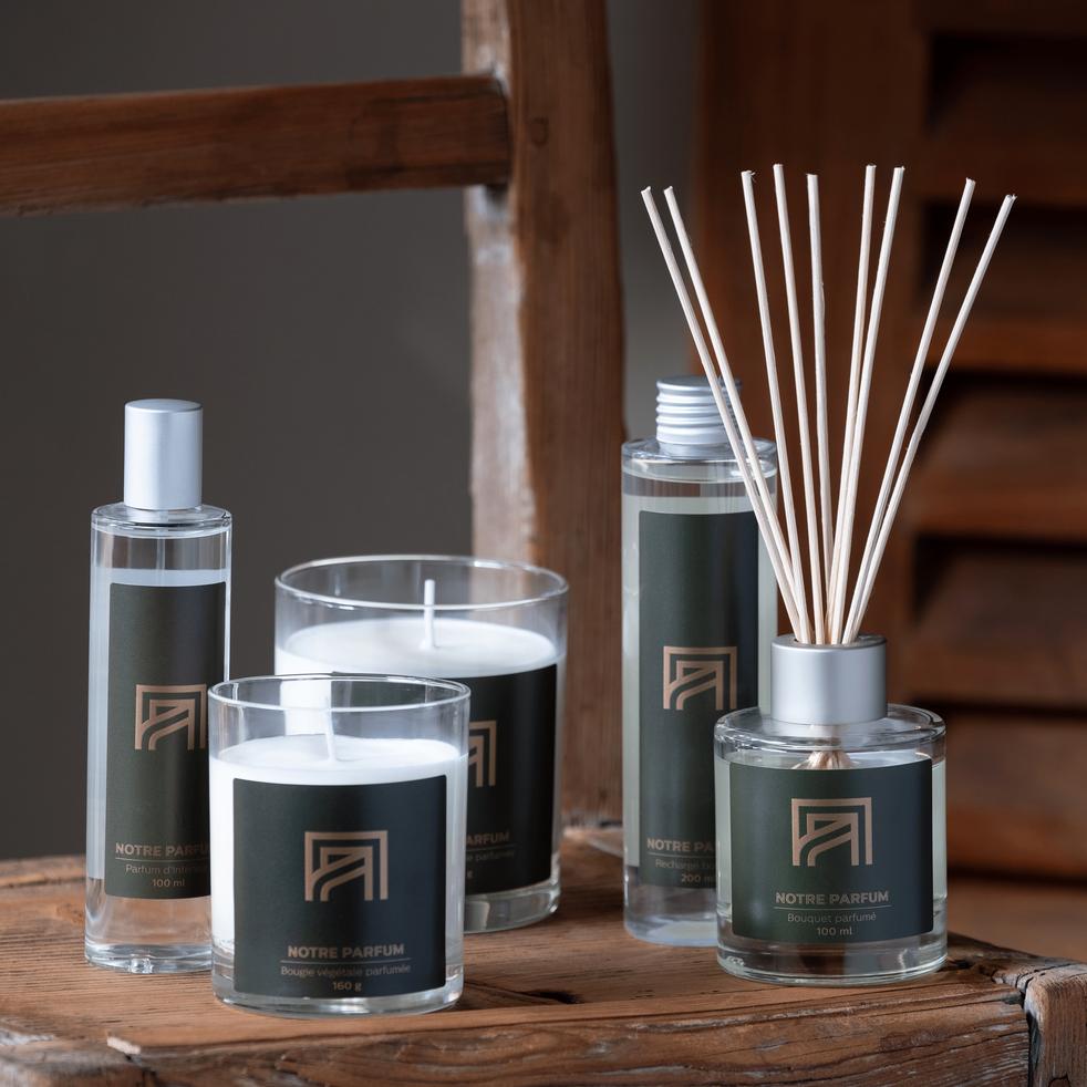 Bougie parfumée Notre Parfum 160g-NOTREPARFUM