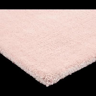 Tapis 100x133 cm rose grege-NISTOUN