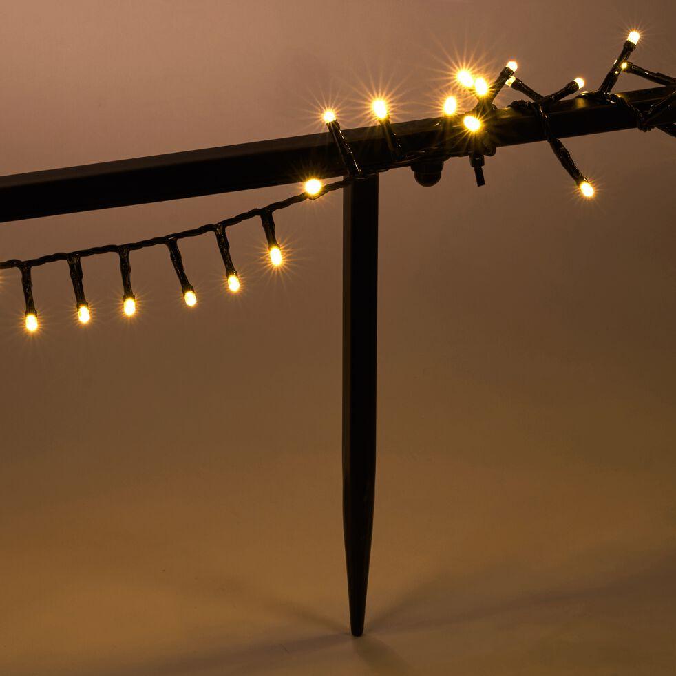 Sapin lumineux d'extérieur L89xH125cm-KENITRA