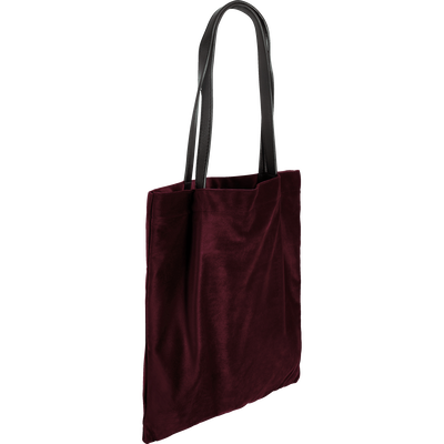Sac en velours rouge-SANTAL
