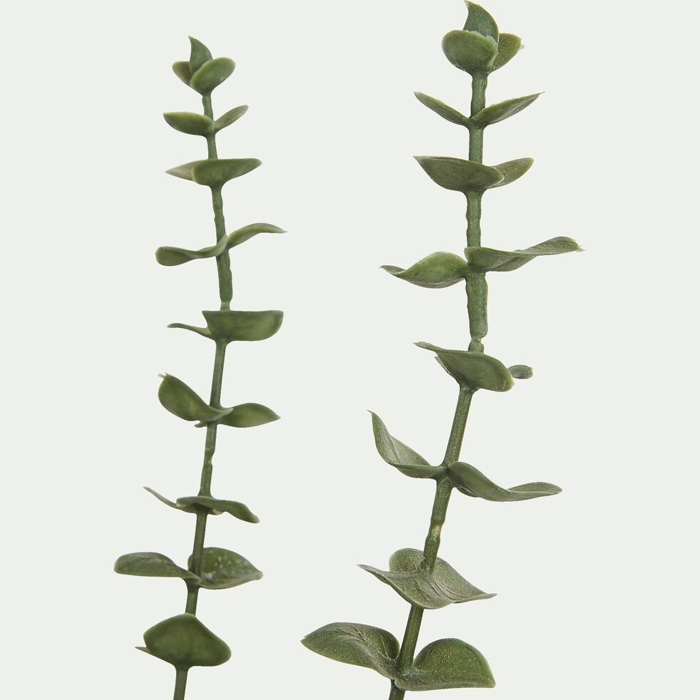 Tiges artificielles de lysimaque - vert H86cm-LYSIMACHIA
