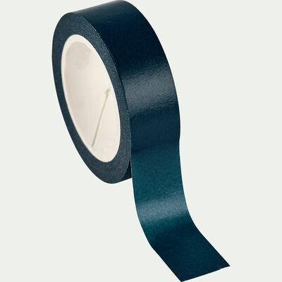 Ruban adhésif en papier bleu-Lindos