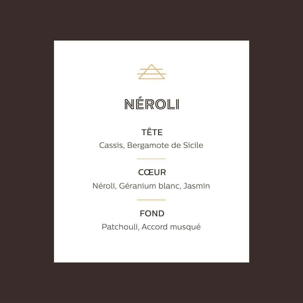 Concentré de parfum senteur Néroli 15ml-ESTEBAN