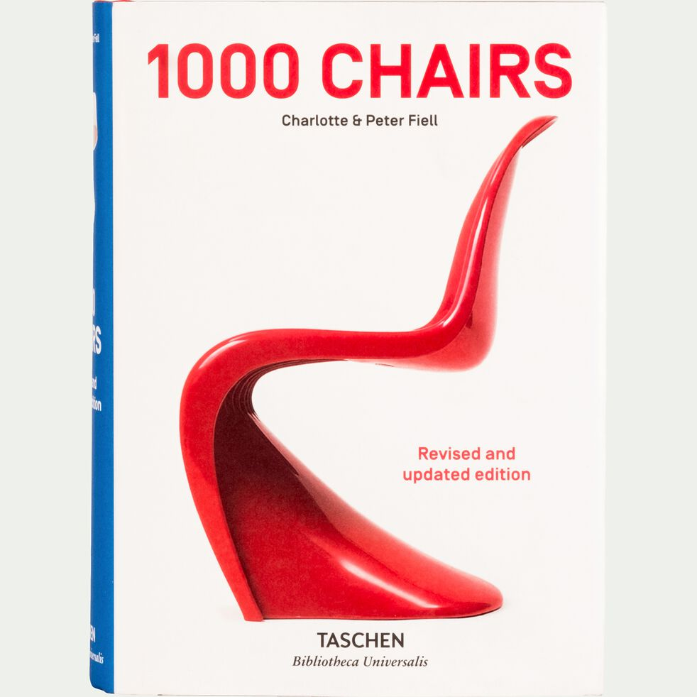 """Livre de design """"1000 Chairs""""-1000 CHAIRS"""