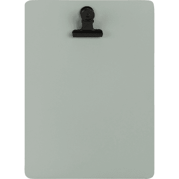 Porte-bloc format portrait Vert olivier-SORYS