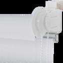 Store enrouleur tamisant blanc 112x190cm-JOUR-NUIT
