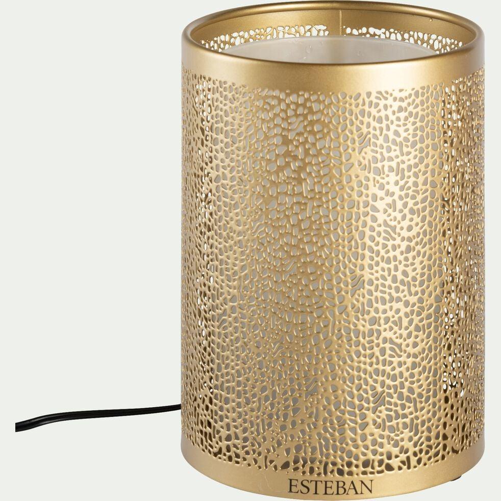 Brume diffuseur de parfum en métal doré - 100ml-BRUME