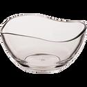 Coupelle en verre D12cm-DERIN