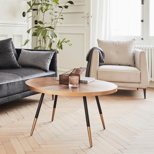 table de salon tables basses consoles et tables de salon alinea tables pour salon bureau. Black Bedroom Furniture Sets. Home Design Ideas