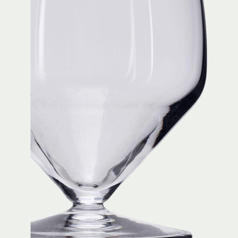 Verre à pied en cristallin 35cl-T-GLASS