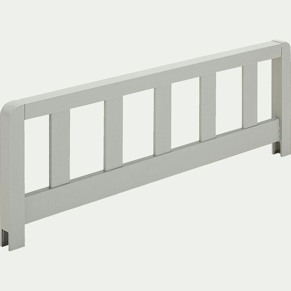 Barrière de sécurité en bois pour lit enfant - vert olivier-JAUME