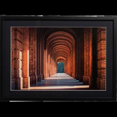 Image encadrée 50x70cm-AGNEL