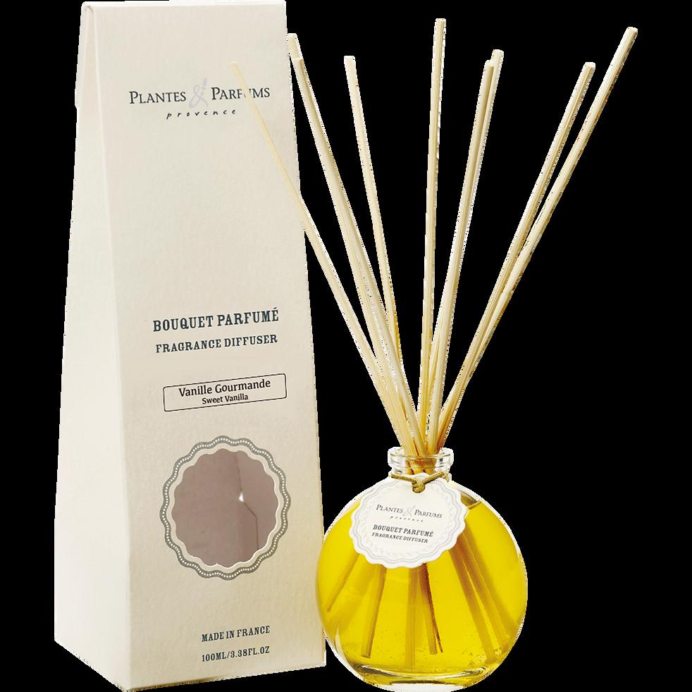 Diffuseur de parfum vanille gourmande 100ml-MANON