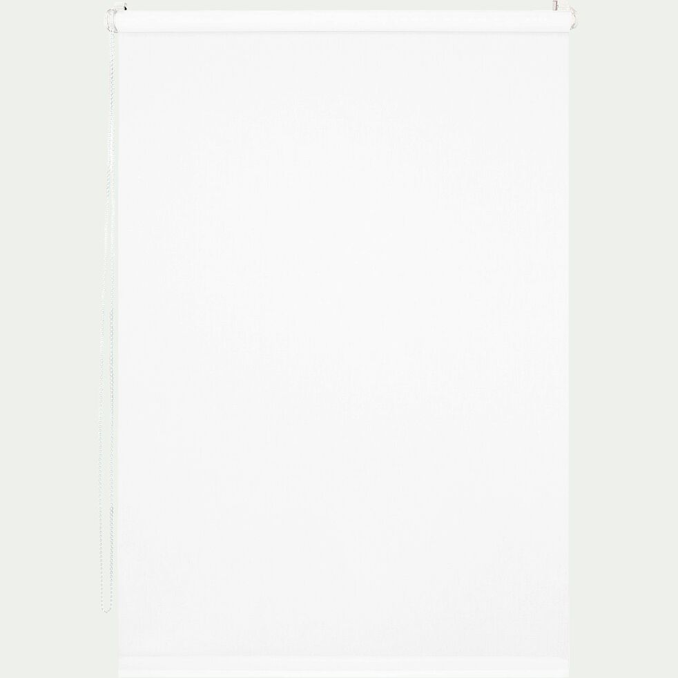 Store enrouleur tamisant blanc 46x170cm-EASY TAM