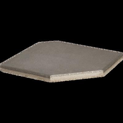 Dalle pour parasol déporté 19,5kg gris restanque-VADA