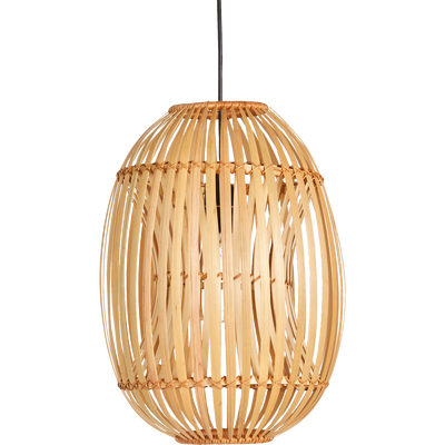 Suspension en bambou D30xH40cm-FATSIA