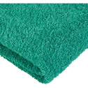 Serviette coton et lin 45X100cm vert menthe-ADONI