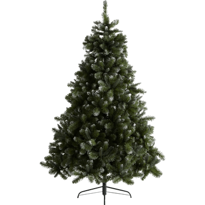 Sapin artificiel blanchi H200cm-COLORADO