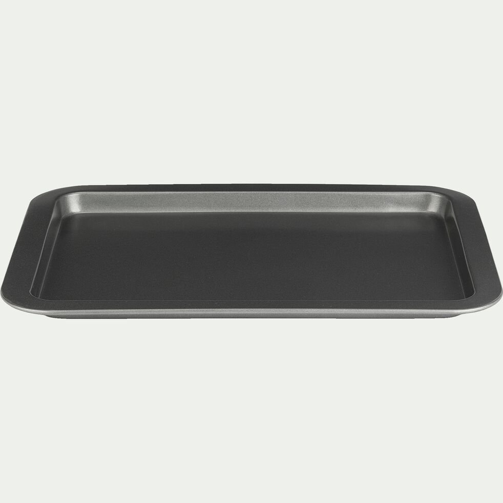 Plaque à four en acier carbone 38x27cm-OLIZY