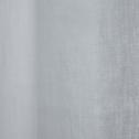 Rideau en lin gris borie 140x300cm-VALLON