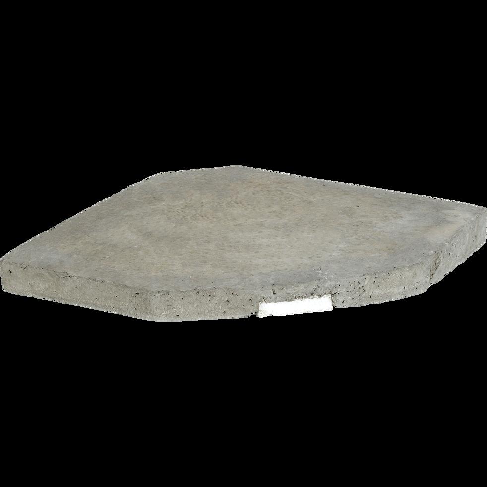 Dalle pour parasol déporté 26kg-ENZO