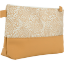 trousse de toilette motif amande 6x20x15 cm-MAYAN