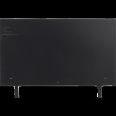 Tête de lit en métal Noir pour lit L140 cm-LOFTER