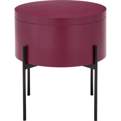 bout de canap meuble bas de salon alinea. Black Bedroom Furniture Sets. Home Design Ideas
