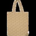 Housse de couette en lin motif Amandes - 260x240 cm-GOYA