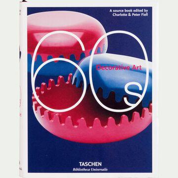 "Livre d'art ""Decorative Art 60's""-60 ' S"