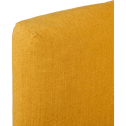 Housse pour tête de lit Topaze Beige nèfle - L160 cm-TOPAZE