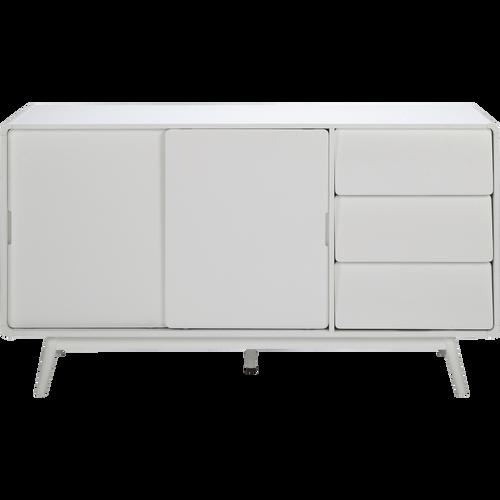buffet et vaisselier buffets salle manger vaisselier teck alinea alinea. Black Bedroom Furniture Sets. Home Design Ideas