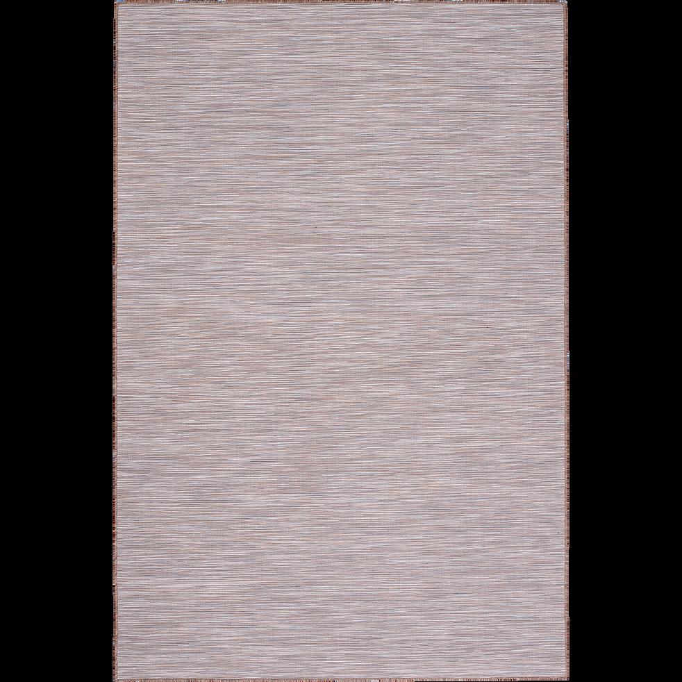Tapis intérieur et extérieur taupe 160x230cm - RAINBOW - 160x230 cm ...