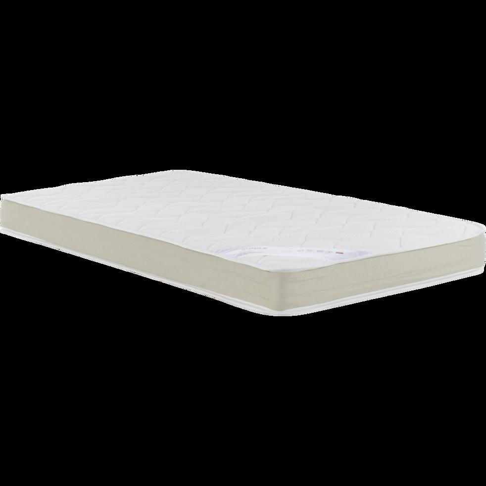 matelas mousse alinea 17 cm 90x200 cm sioule 90x200 cm matelas 1 place alinea. Black Bedroom Furniture Sets. Home Design Ideas