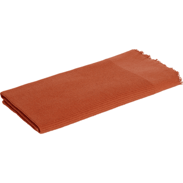 Drap de douche coton et lin 70x140 cm-ALES