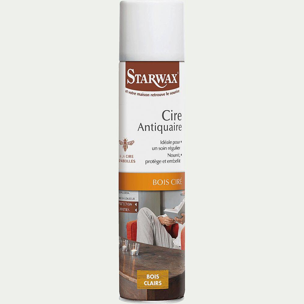 Cire antiquaire pour bois clairs 300ml-Starwax